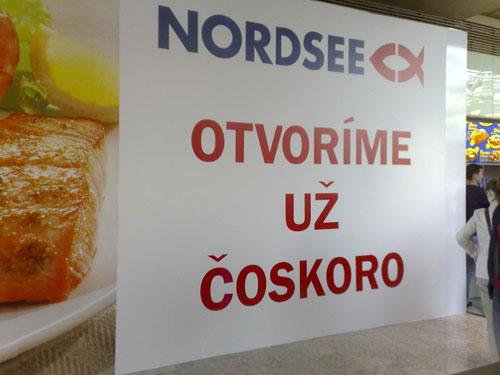 Nordsee asi premiestnil krycie kartóny z Polusu