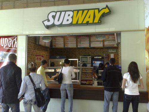 Subway v Auparku Žilina je druhý v meste. Onedlho má miest s viacerými pobočkami pribudnúť