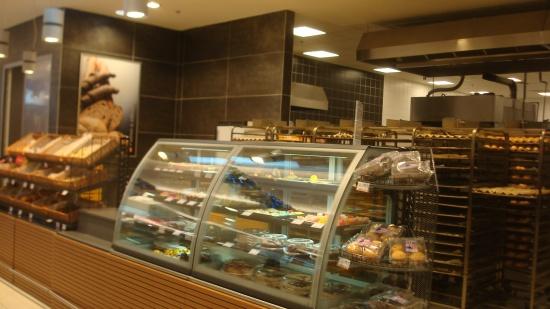 Najluxusnejšia pekáreň v sieti Tesco - Supermarket My. Bohužiaľ, u nás ju Tesco neuviedlo