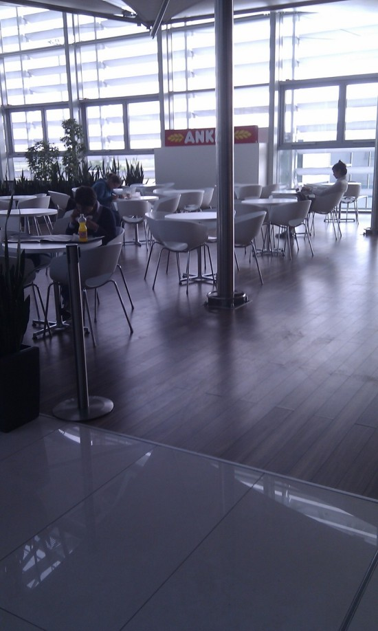 Pekáreň Anker, Letisko M. R. Štefánika Bratislava
