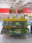 Zmeny v oddelení ovocia a zeleniny predajní Hypernova a Albert
