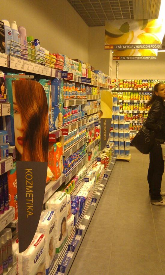 Supermarket Billa, Námestie SNP Bratislava (13)