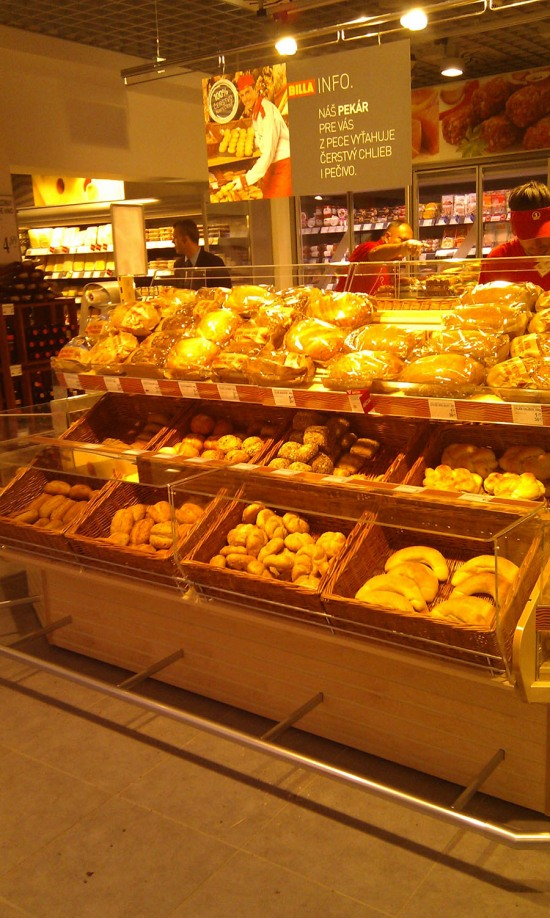 Supermarket Billa, Námestie SNP Bratislava (16)