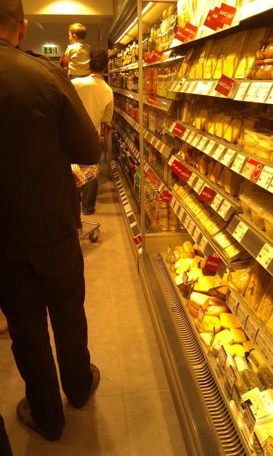 Supermarket Billa, Námestie SNP Bratislava (21)