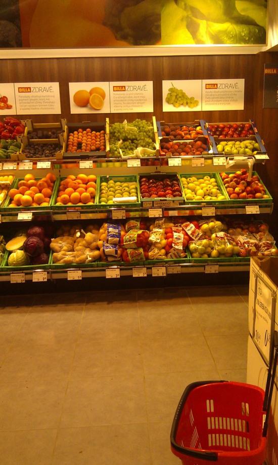 Supermarket Billa, Námestie SNP Bratislava (22)