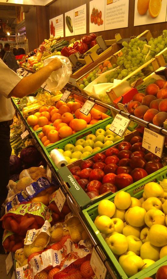 Supermarket Billa, Námestie SNP Bratislava (4)