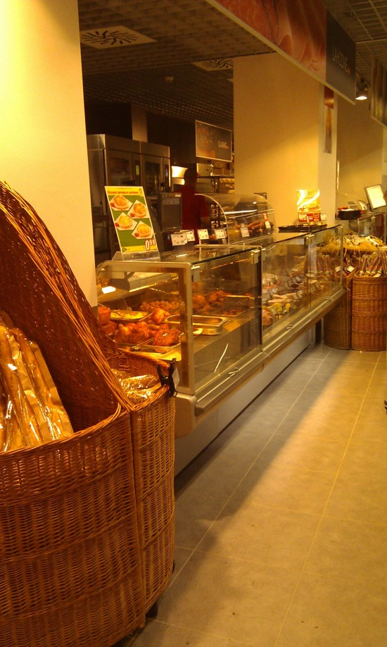Supermarket Billa, Námestie SNP Bratislava (5)