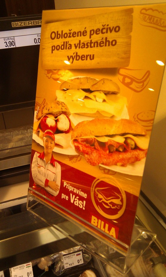 Novinka: Pripravia vám sendvič