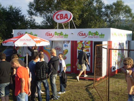 CBA Fest Market Ružiná