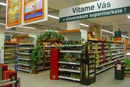 COOP Jednota Liptovský Mikuláš: Supermarket Tempo Stop.Shop