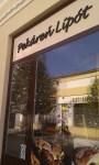 Exteriér pekárne Lipót v Piešťanoch