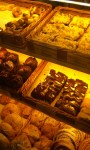Interiér pekárne Lipót v Piešťanoch