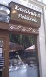 Exteriér pekárne Lipót v Trenčíne
