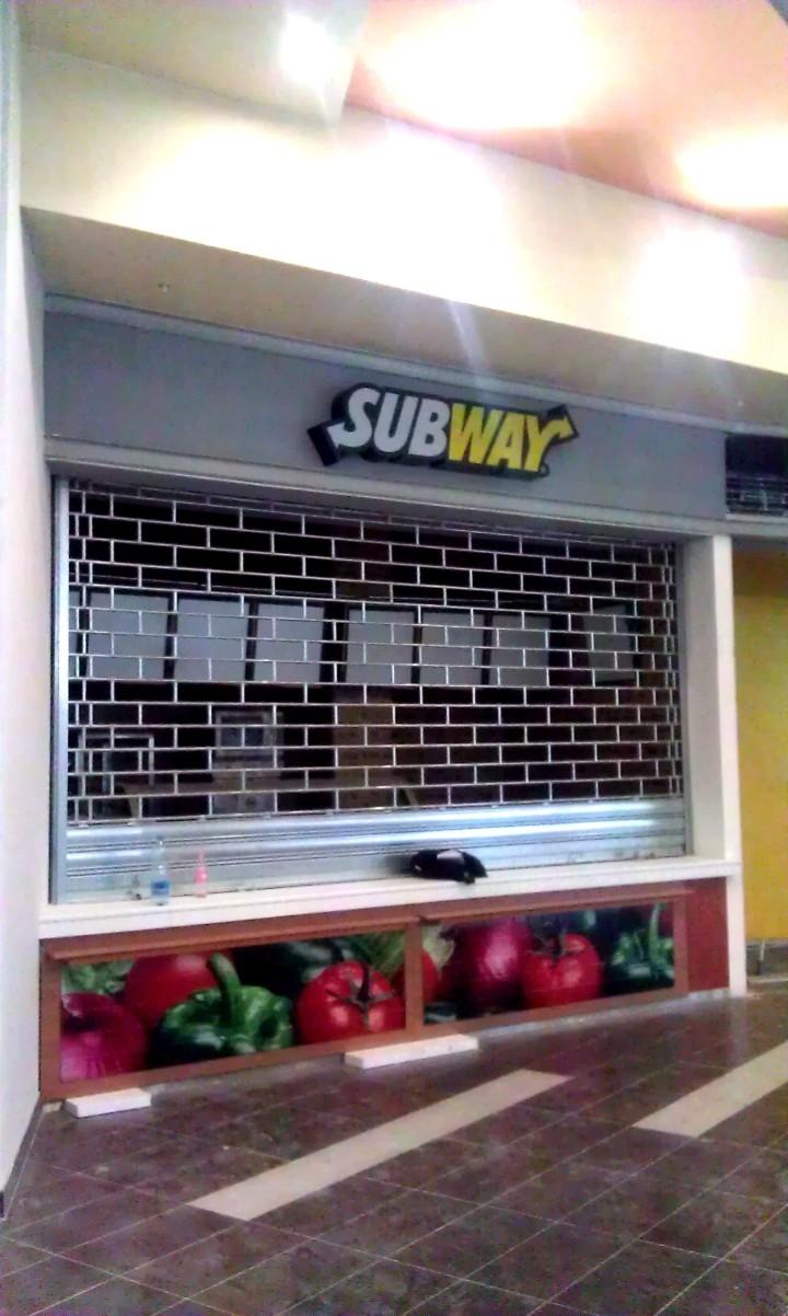 Takto vyzerá prichystaný Subway v komplexe Trinity