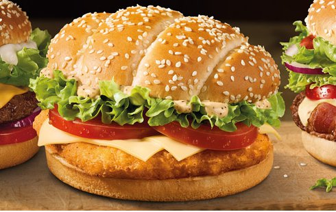 Promo McDonald's na Chicken Mythic