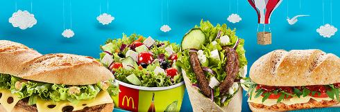 Promo McDonald's Leto ako vystrihnuté
