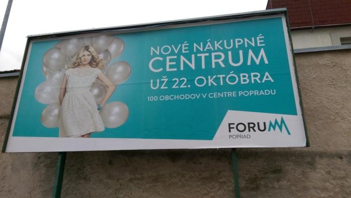 Takouto kampaňou Forum avizoval otvorenie